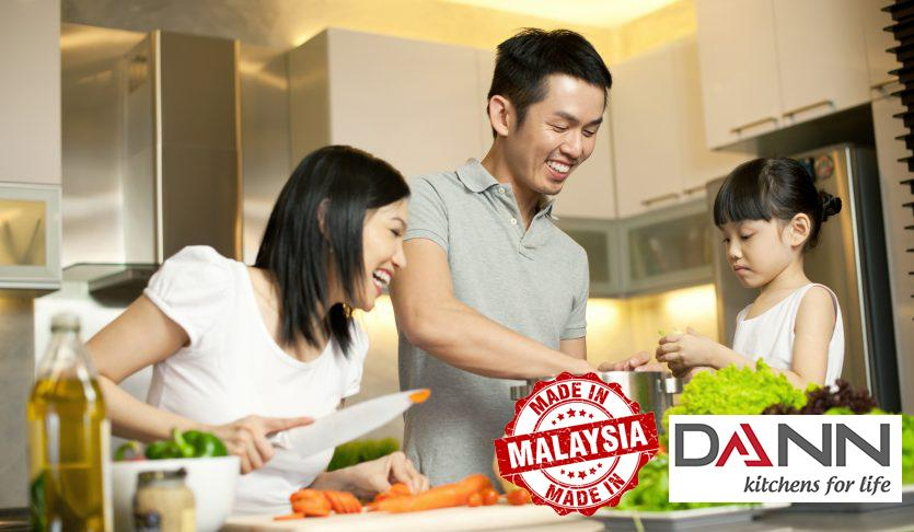 Bếp từ DANN -  Nhập khẩu nguyên chiếc từ Malaysia - Ảnh 1