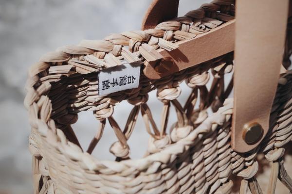 11月活動-藺編小漁網提袋編織體驗