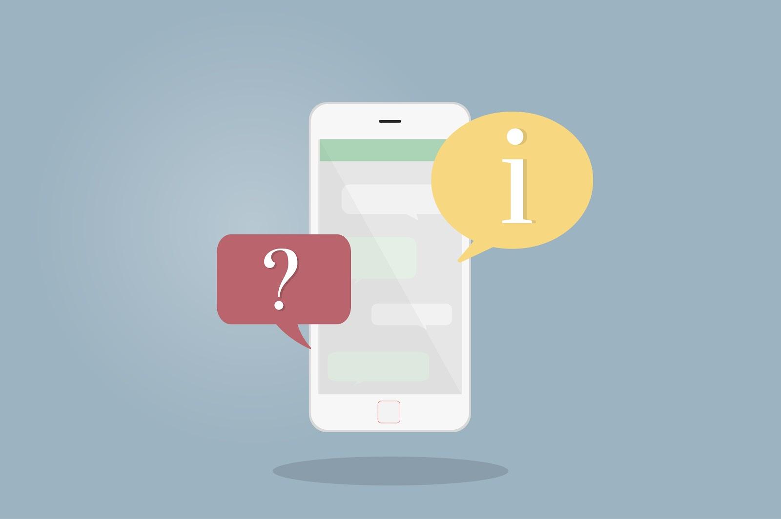 notificação de mensagem no celular