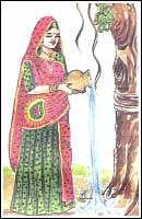 On May 28, Vat Savitri Vrat will be observed by the Hindu women for their husbands