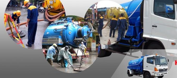 Xử lý tình trạng nghẹt bồn cầu tại thành phố Hồ Chí Minh