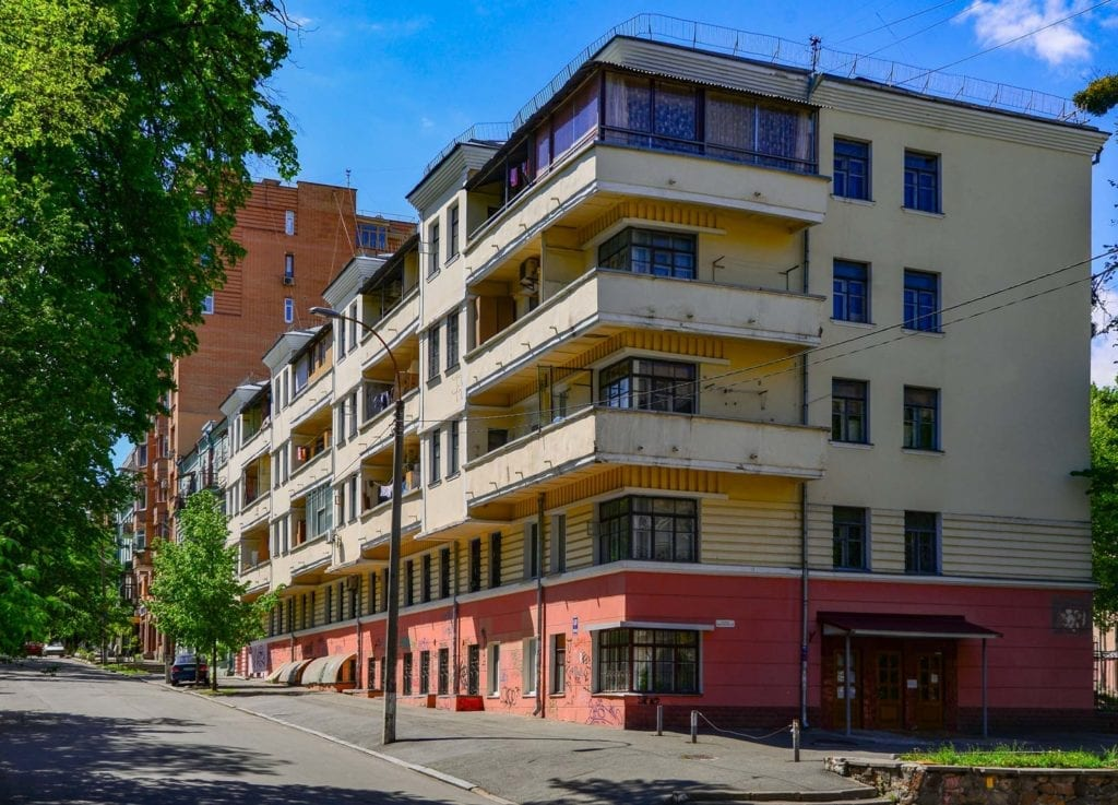 demolished buildings kyiv 24 1024x737 - <b>В Киеве активно сносят историческую застройку.</b> Вот 25 зданий, которые мы уже потеряли или скоро можем потерять - Заборона
