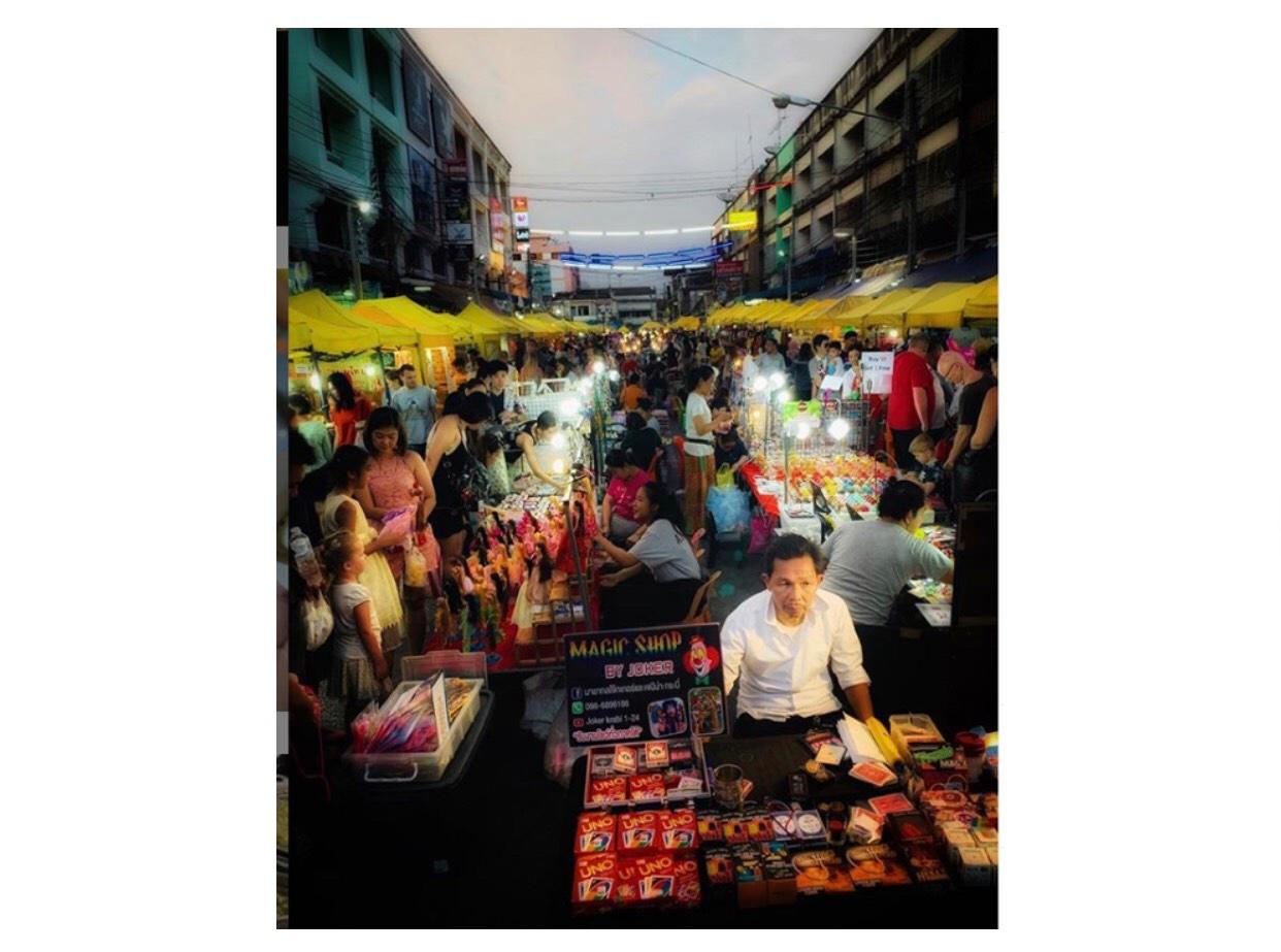 Chợ đêm Krabi