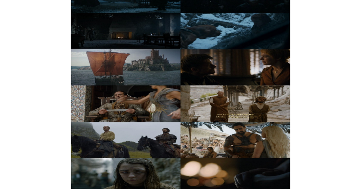 game of thrones s04e01 torrent
