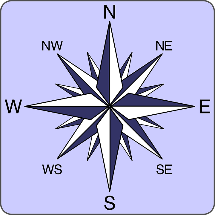 Free vector graphic: Compass, Direction, Directions - Free Image ...
