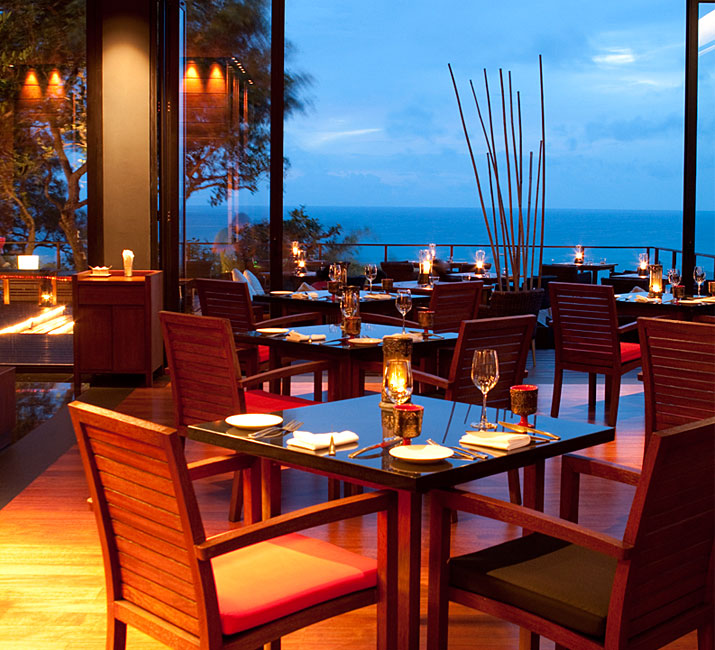 Image result for paresa resort phuket dining