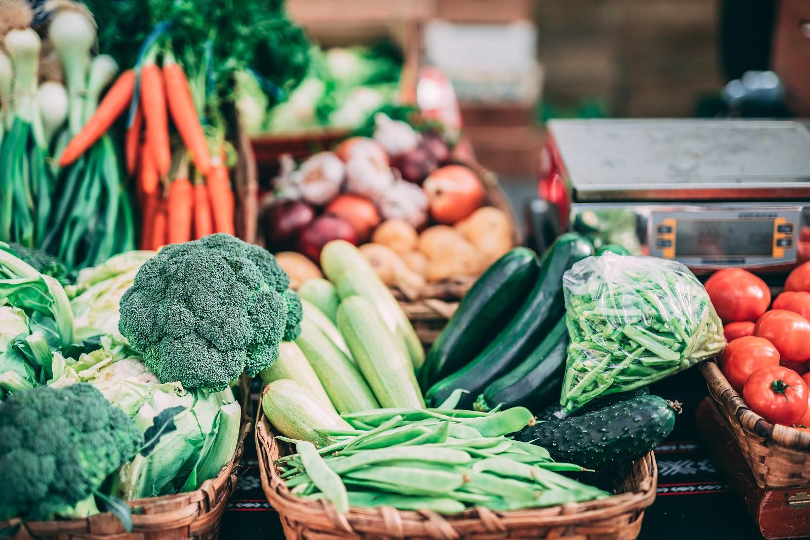3. Konsumsi Makanan Berserat Tinggi