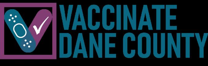 Vaccinate Dane County logo