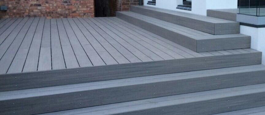 wpc decking will not scratch easily