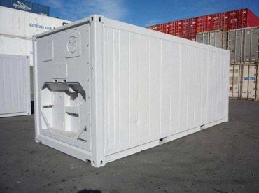 Container Insulated