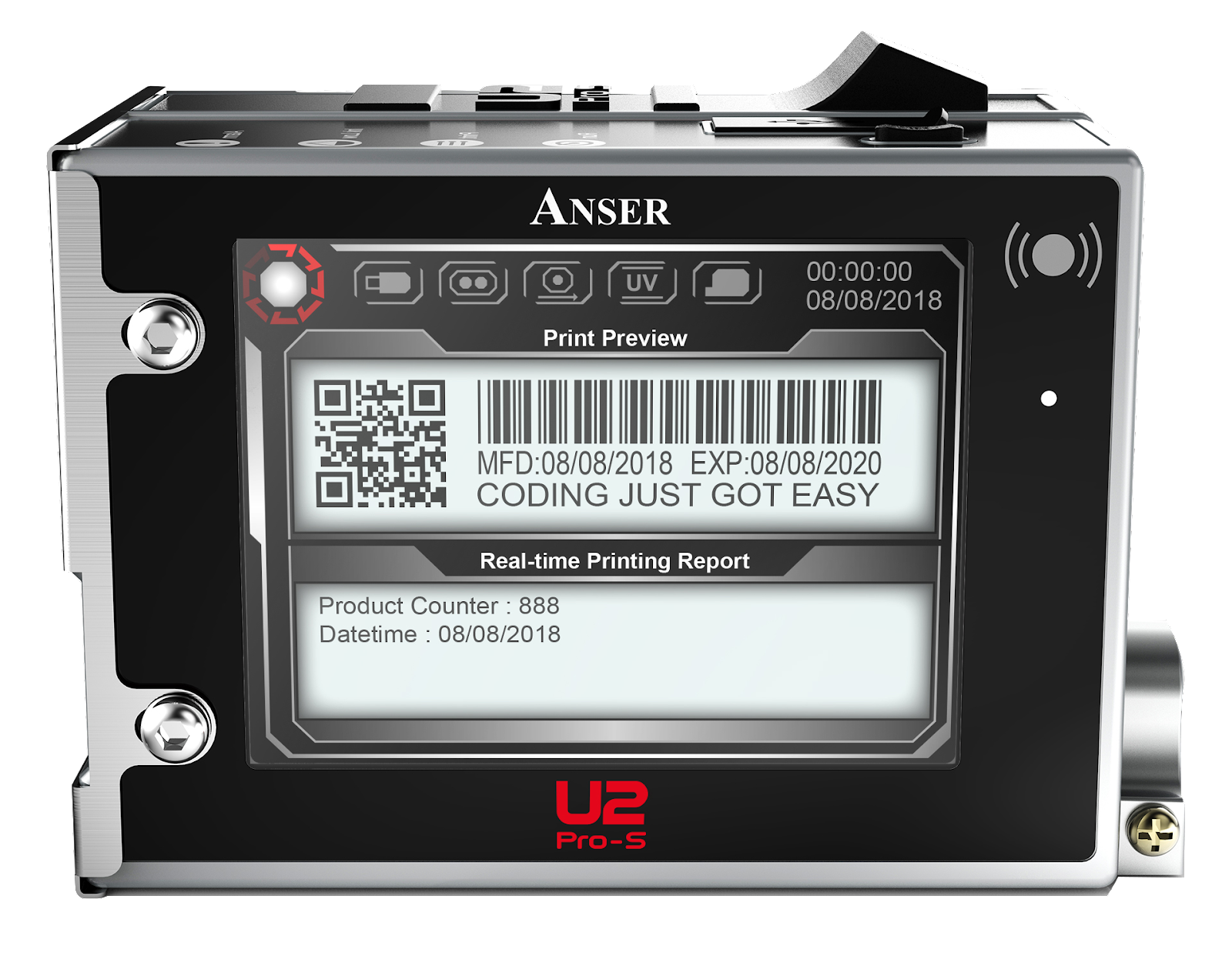 The TIJ Option: Anser U2 Pro-S