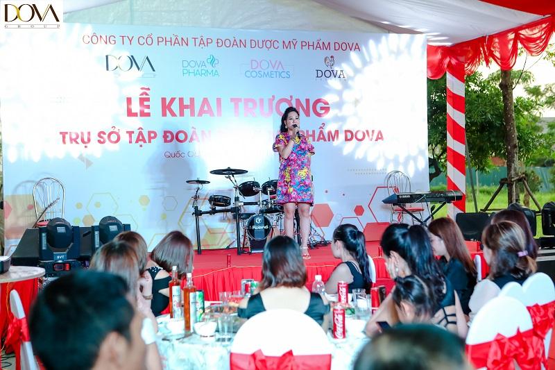 Tập Đoàn Dova khai trương trụ sở mới - Bước phát triển ấn tượng tại Hà Nội - Ảnh 8
