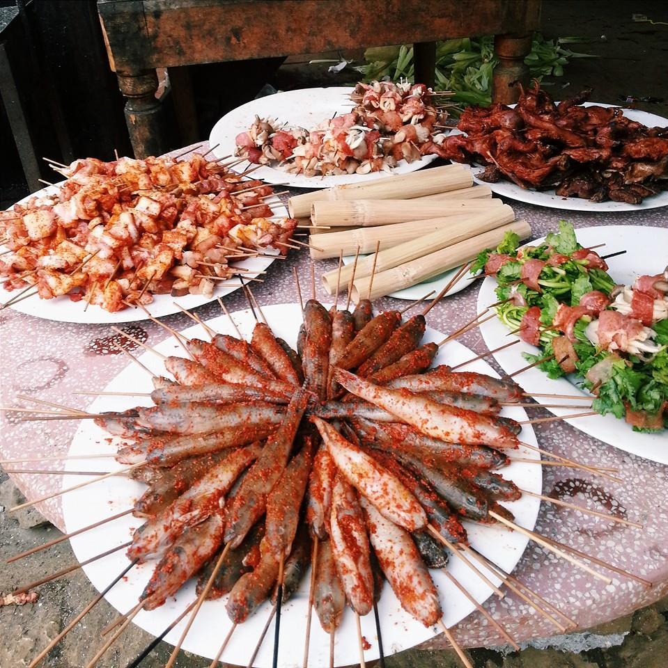 Những món ăn hấp dẫn đặc sản SaPa