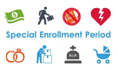 """Image result for Special Enrollment period."""""""