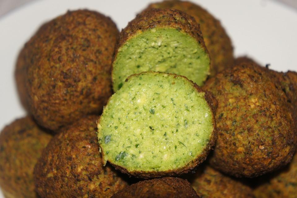 Falafel, Middle Eastern Food, ...