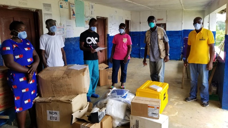 New fund aims to deliver PPE to 1 million frontline health workers in Africa