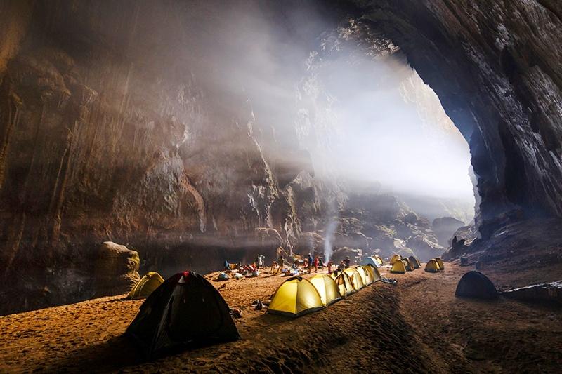 khám phá hang Sơn Đoòng 4