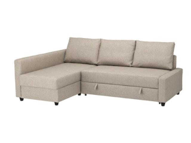 IKEA  โซฟาเบดเข้ามุม รุ่น FRIHETEN 1