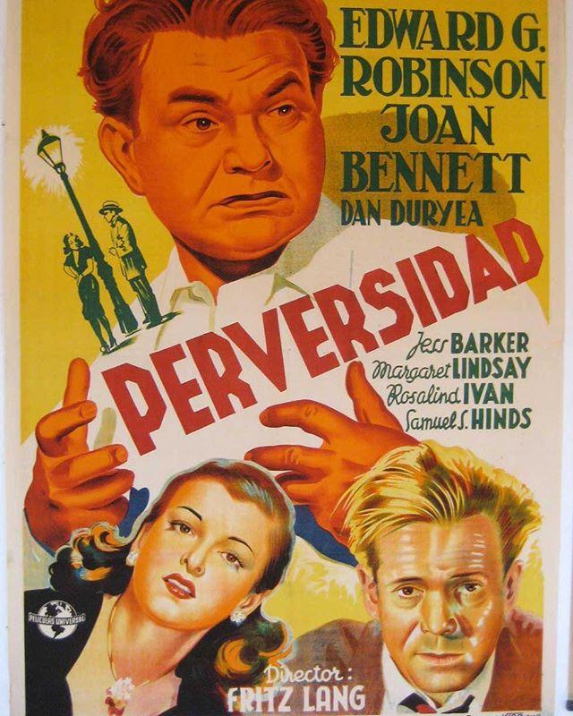 Perversidad (1945, Fritz Lang)