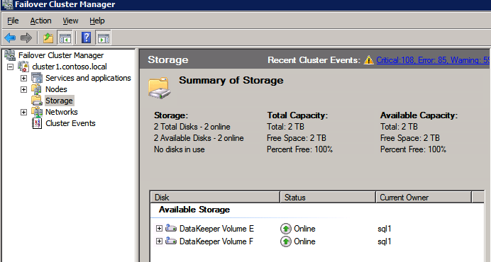 How to Configure a SQL Server 2008 R2 Failover Cluster Instance on