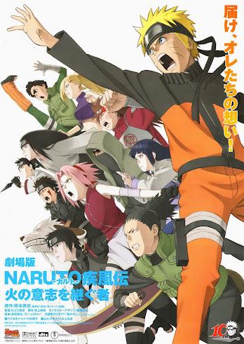 Download Naruto The Movie 5 Blood Prison Sub Indo