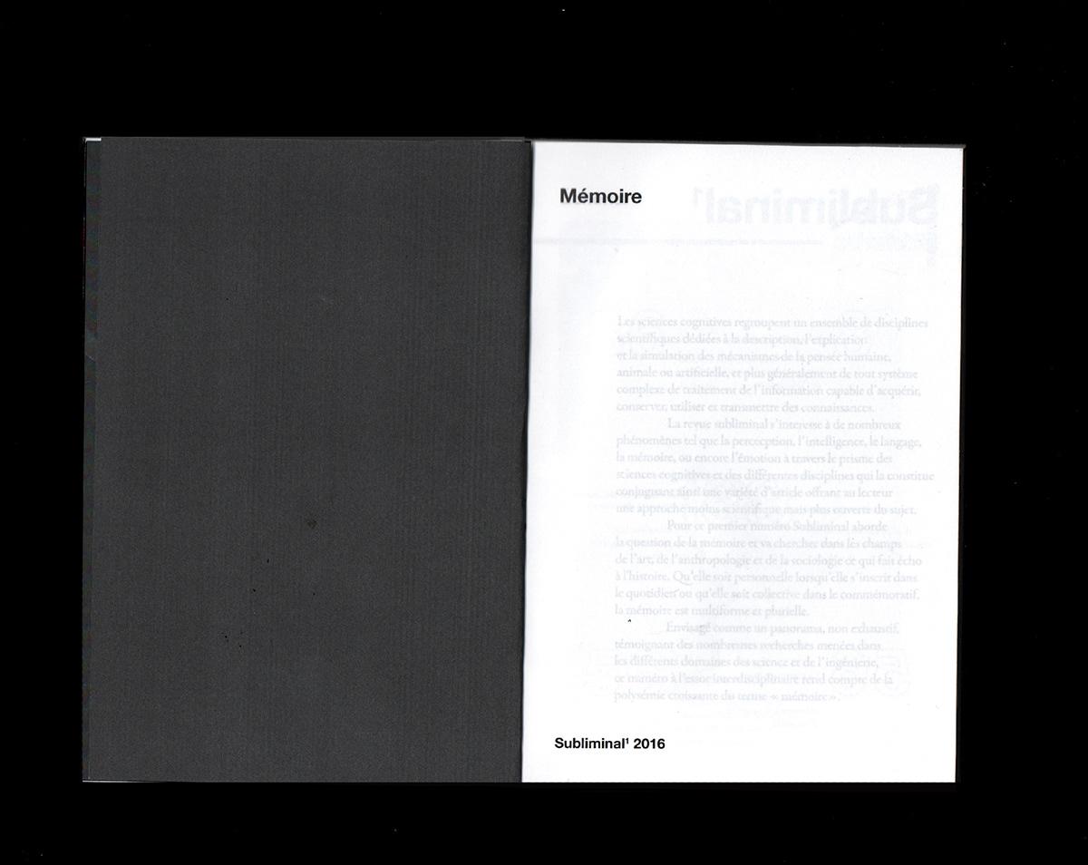 Subliminal Editorial Design 7