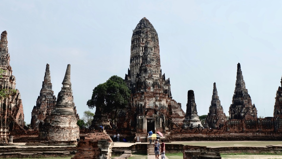 Ayutthaya - The Lost City