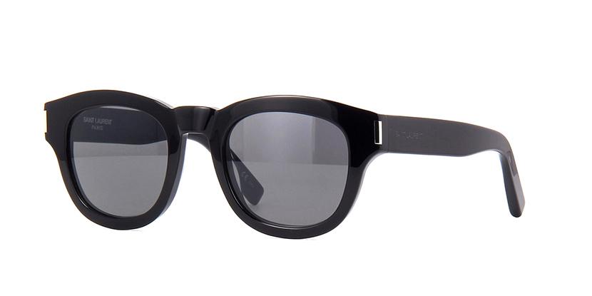 Saint Laurent SL Bold 2 001 Smoke Sunglasses | Pretavoir
