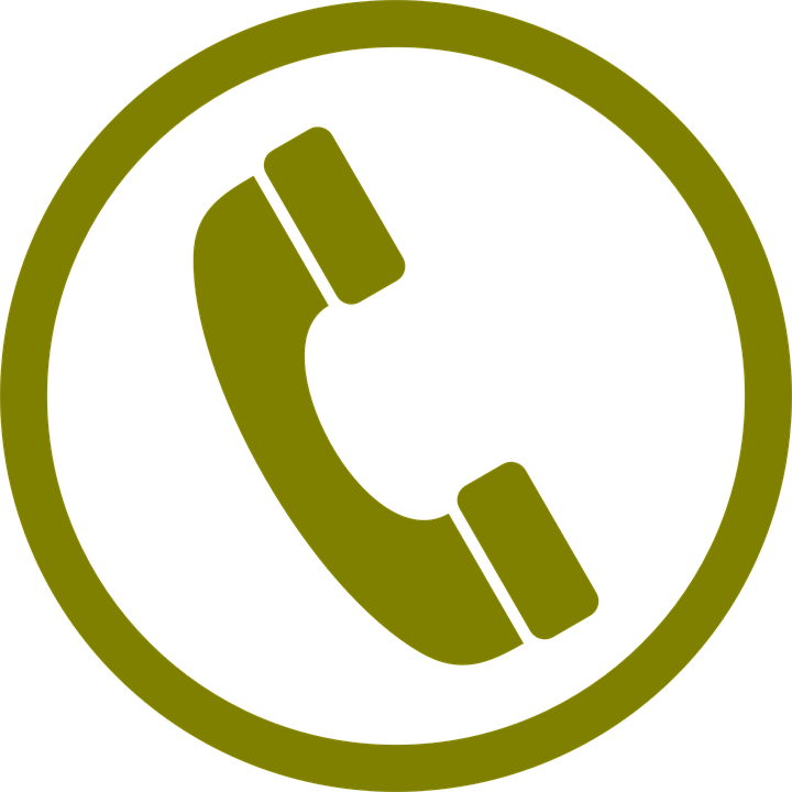 Telephone, Call, Symbol ...