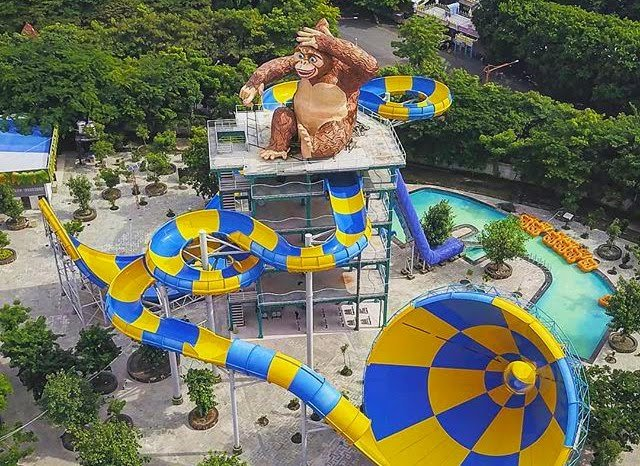 lokasi Atlantis Land Surabaya