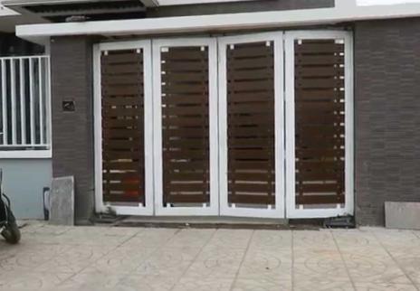 Cửa cổng tự động sự lựa chọn hoàn hảo nhất cho mọi không gian