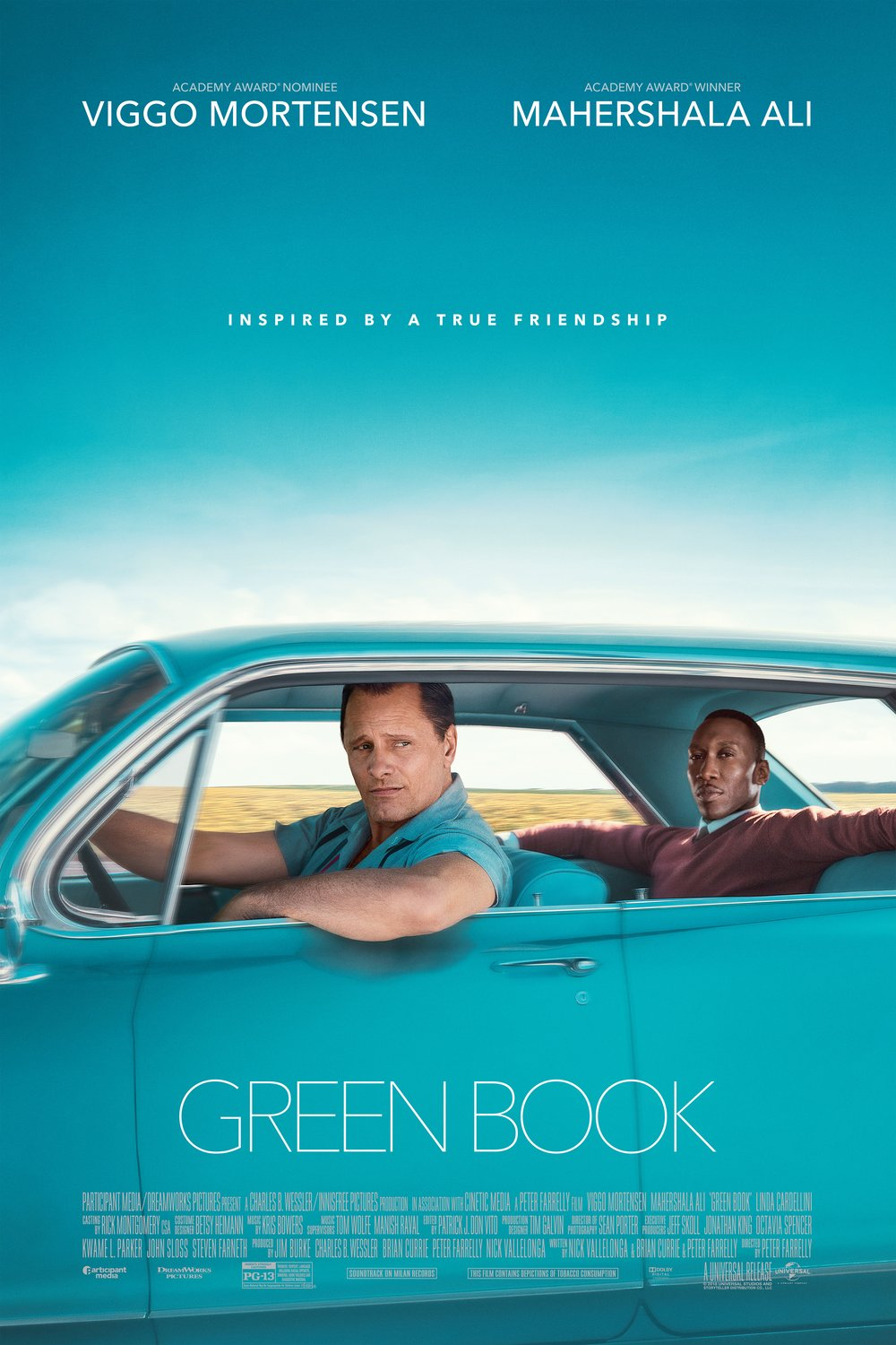 Image result for Green Book Movie poster