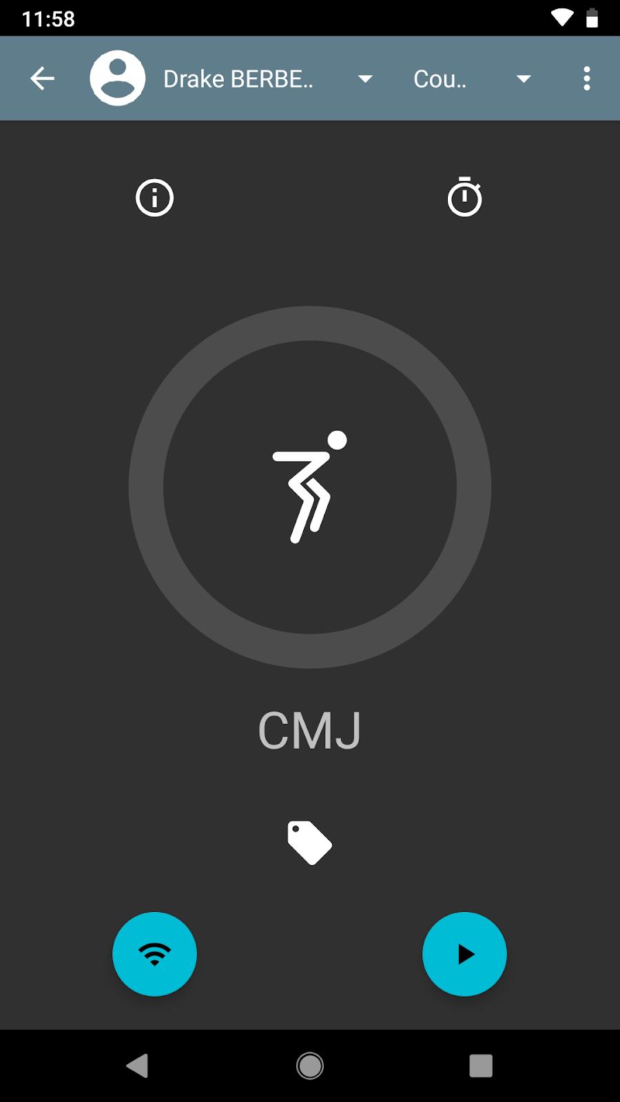 jump testing app