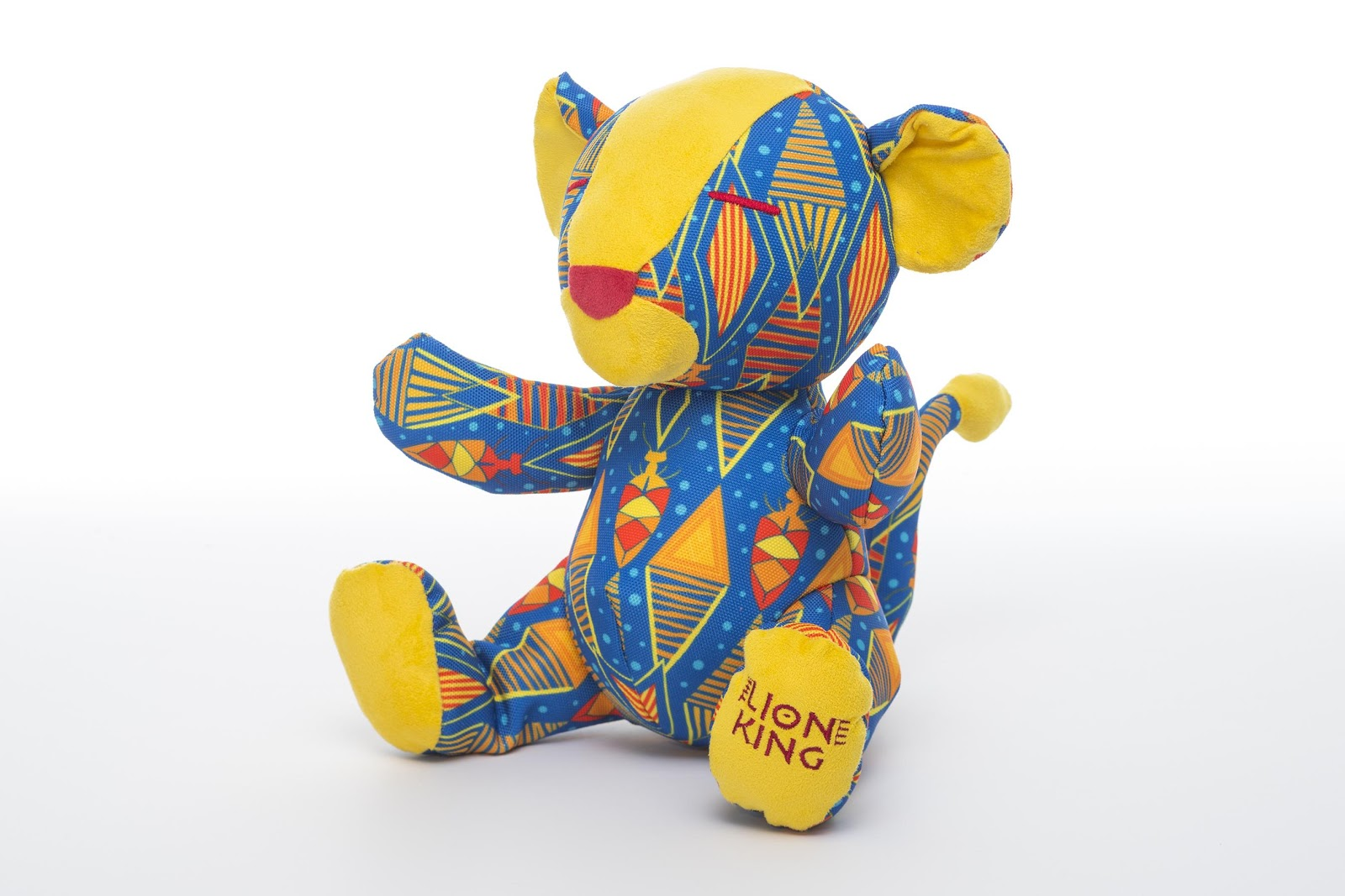 Special Edition Plush Supporting The Wildlife Conservation Network's (WCN) Lion Recovery Fund (LRF) Now Available At Disney's Animal Kingdom 1
