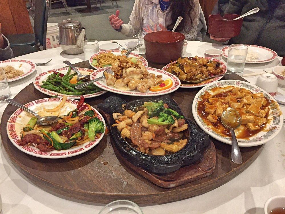Photo of Little Shin Shin - Oakland, CA, United States. Dinner's served