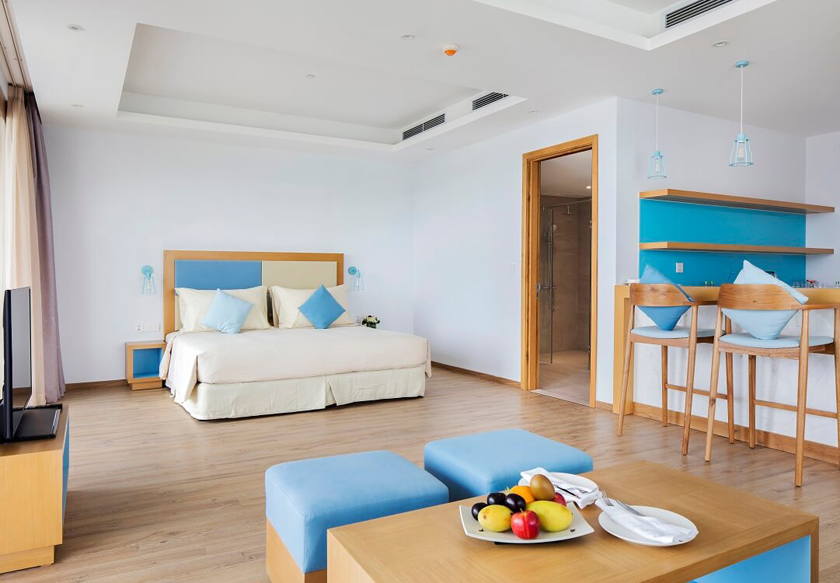 phòng studio suite FLC Luxury Hotel Quy Nhơn