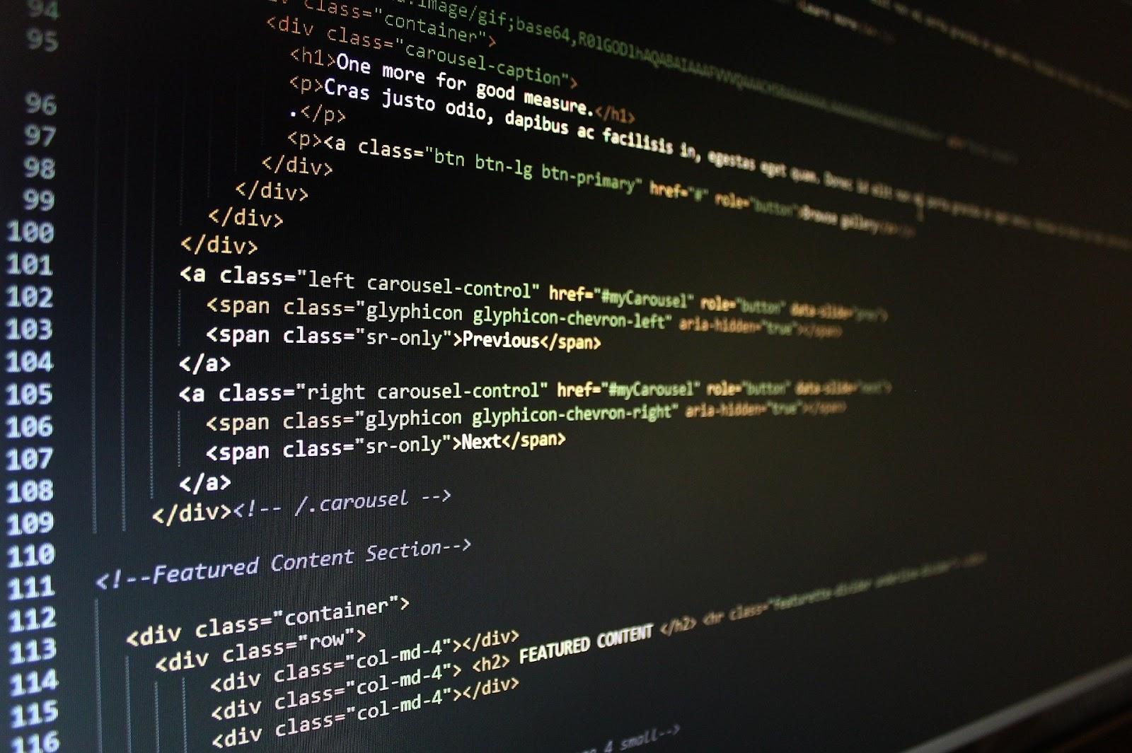 Coding for a restoration website