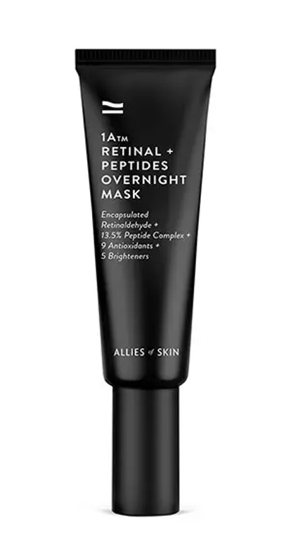 1A Retinal and Peptides Overnight Mask