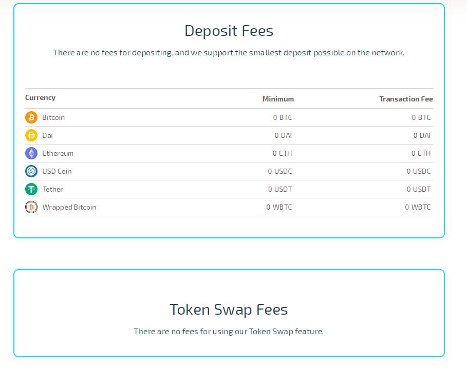 hodlnaut deposit fees