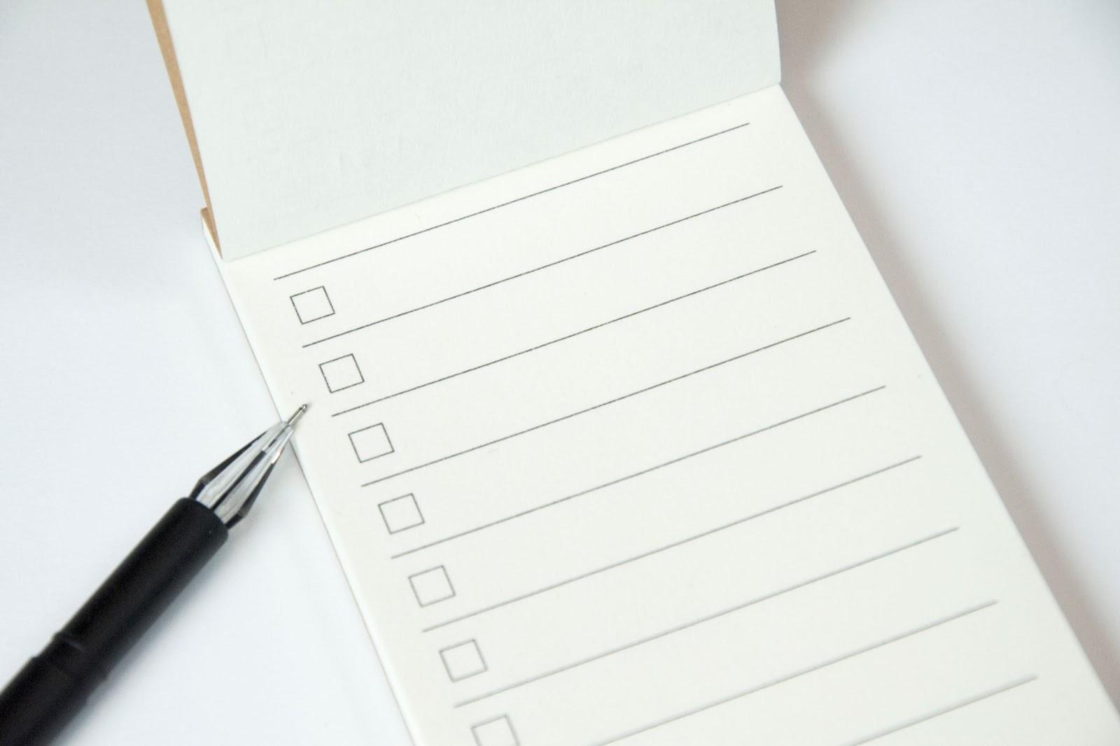Wishlist checkmark