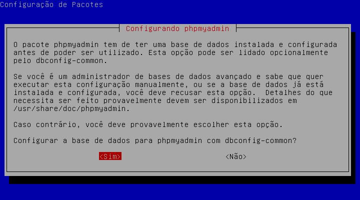 Debian 7 LAMP phpmyadmin 2