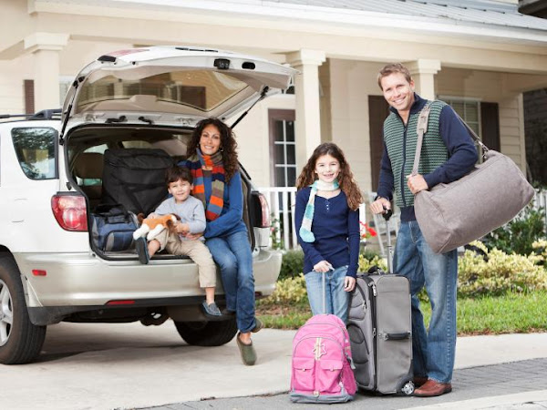 How To Prepare Your Home For A Family Vacation