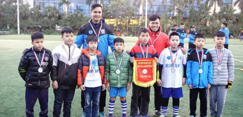 Best Football Centers in Hanoi for Excellent Future Football Players