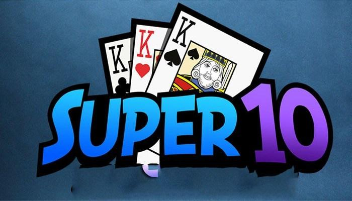 SUPER 10 POKER