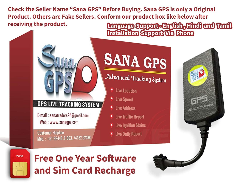 Sana GPS Tracker
