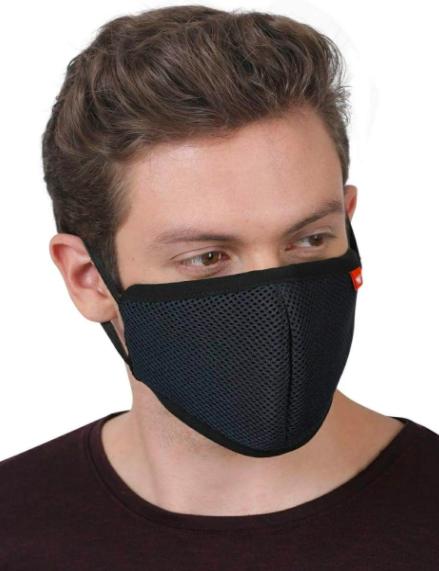 Wildcraft W95 Supermask Reusable Mask