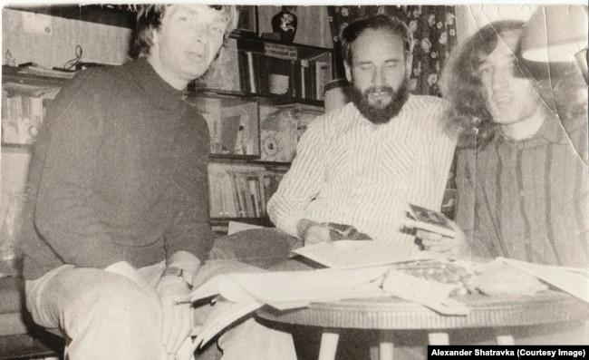 Диссиденты 1980-х: Юрий Белов, Вячеслав Бахмин и Александр Шатравка