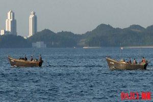 Wonsan sea