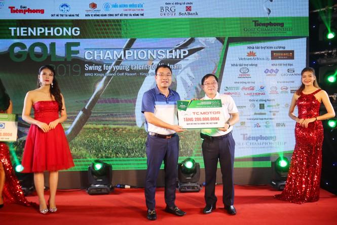 TC Motor tặng quỹ Vì tài năng trẻ Việt Nam 200 triệu đồng - ảnh 1