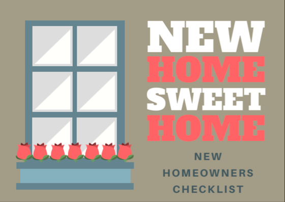 What Happens After A House Closing New Homeowner Checklist Dianna Howell,Appetizers Finger Food Party Food Ideas